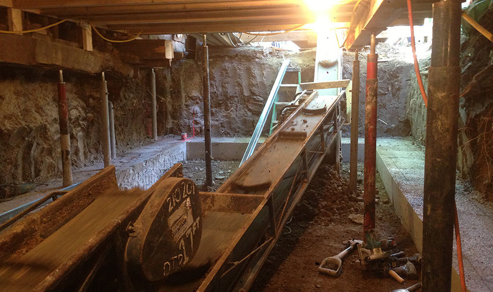 Crawl Space & Basement Excavation Toronto